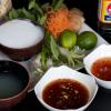 Ahi Tar Tar With Nuoc Cham Sauce